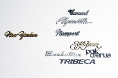 American Brandscape, detail
